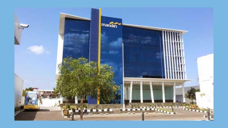 Daftar Allamat Bank Mandiri Padang