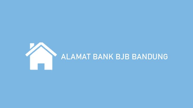 Alamat Bank BJB Bandung