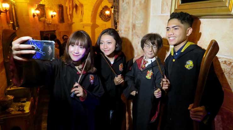 Zona Harry Potter