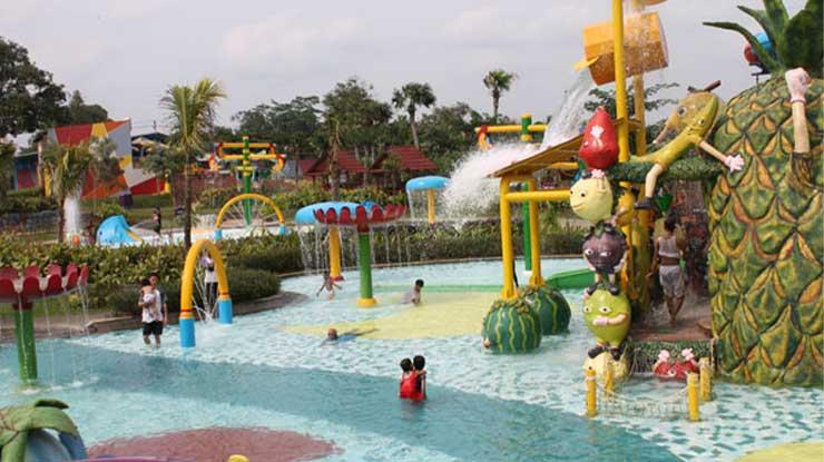Kiddy Pool Water Kingdom