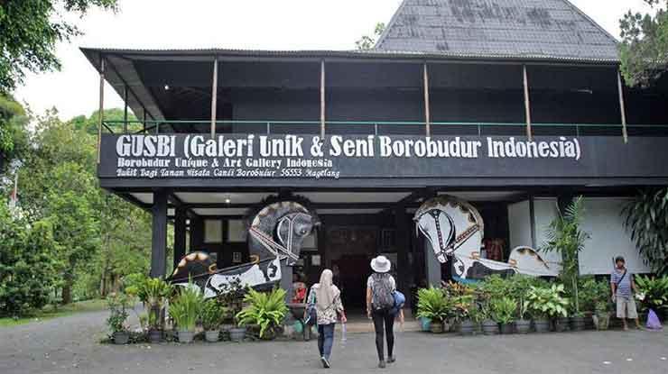 Museum GUSBI Candi Borobudur