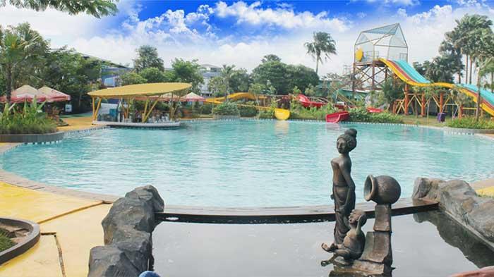 Olympic Pool Water Kingdom