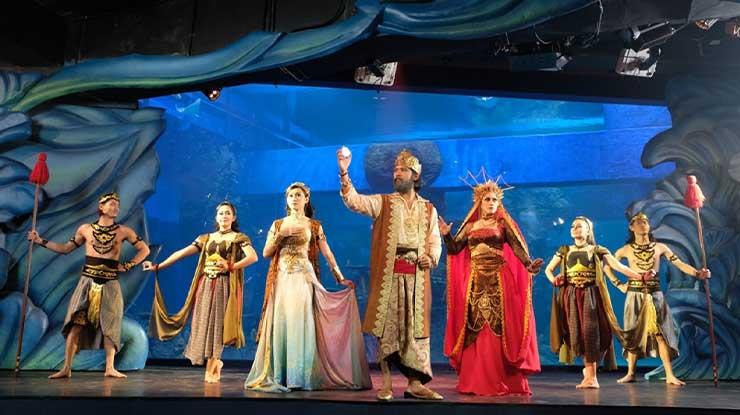 Pearl Of The South Sea Jakarta Aquarium