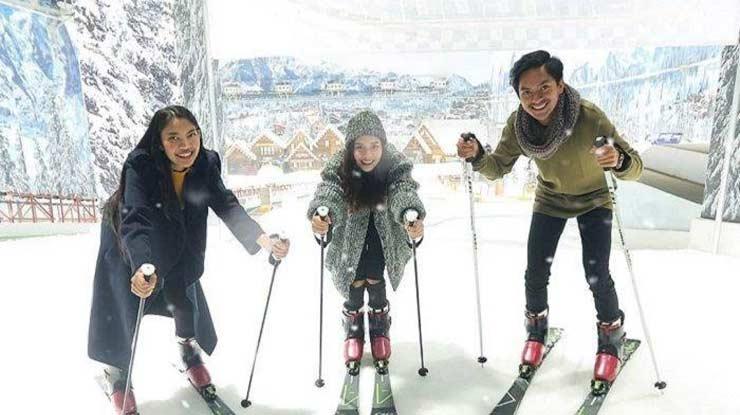 Ski Trans Snow World Bekasi