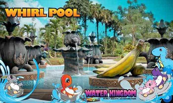 Wihrl Pool Water Kingdom