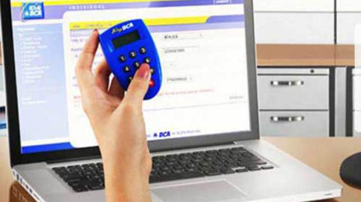 2. Internet Banking KlikBCA