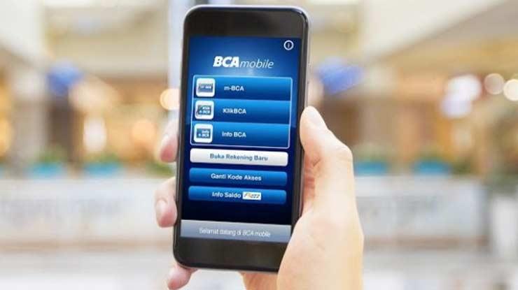 3. Mobile Banking m BCA