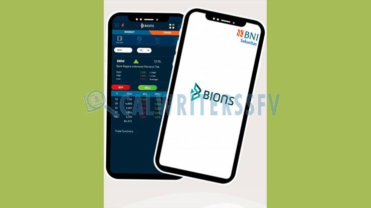 Buka Aplikasi BIONS
