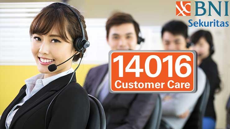 Call Center BNI Sekuritas