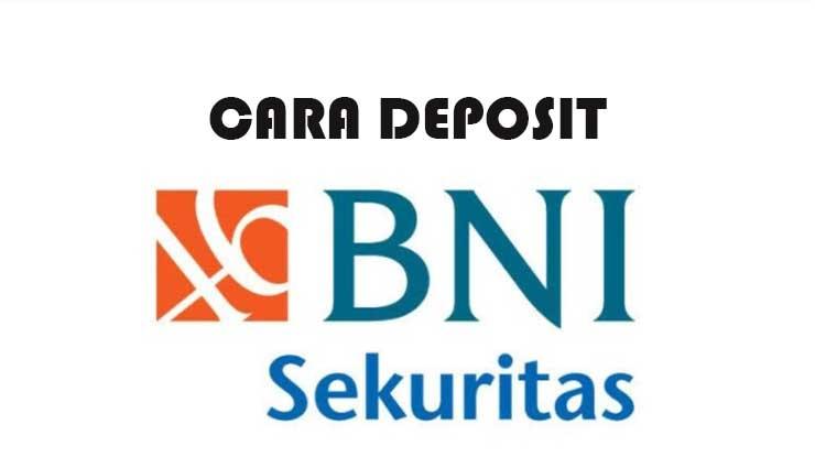 Cara Deposit BNI Sekuritas